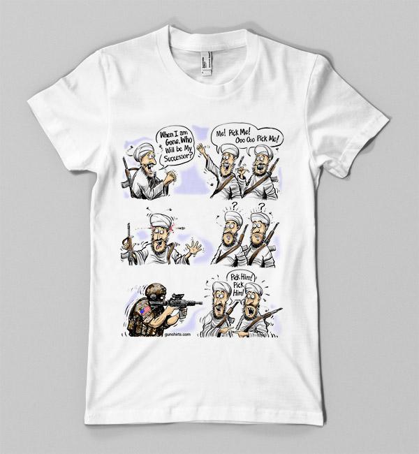al-qaeda-leadership-hunted-down-t-shirt