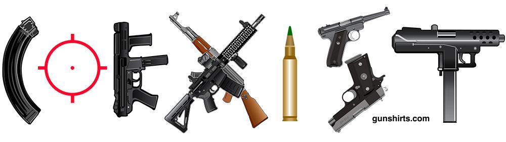 coexist-guns
