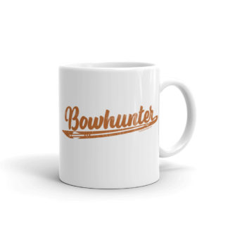 bowhunter-coffee-mug