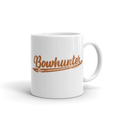 bowhunter-coffee-mug