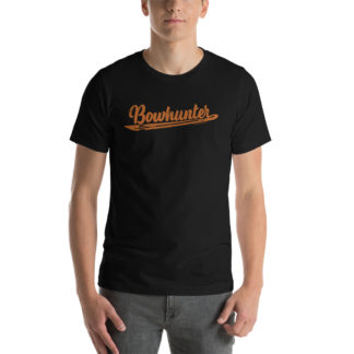 bowhunter-design-black-shirt