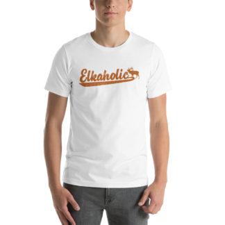 elkaholic-white-t-shirt