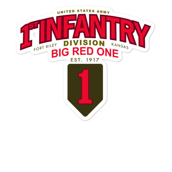 1st-infantry-division-sticker
