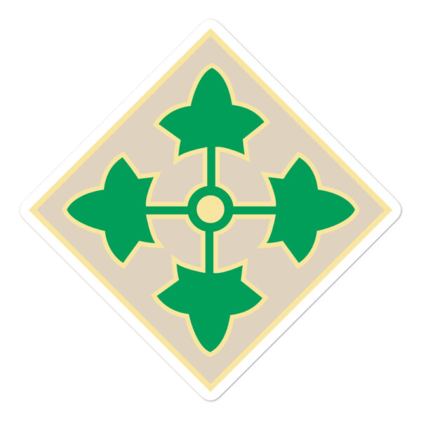 4th-infantry-division-sticker